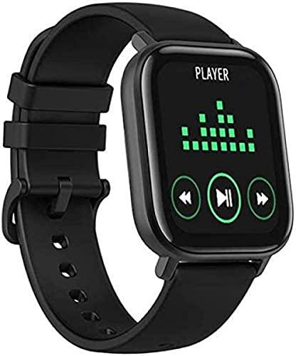 Mujer hombre relojes inteligentes deportes inteligentes reloj impermeable frecuencia cardíaca monitores presión arterial reloj inteligente para Android IOS