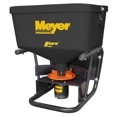 Meyer 31100 BL 240 Tailgate Spreader, Yellow