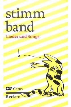 Stimmband : Liederbuch