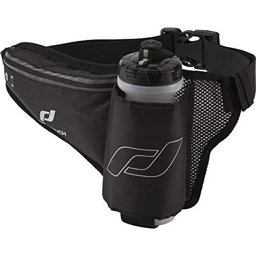 Pro Touch Unisex– Erwachsene HB II Running-Gürtel, schwarz, One Size