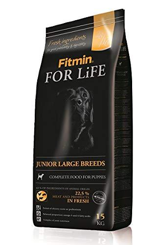 Fitmin 15kg for Life Junior Large Breeds Hundefutter