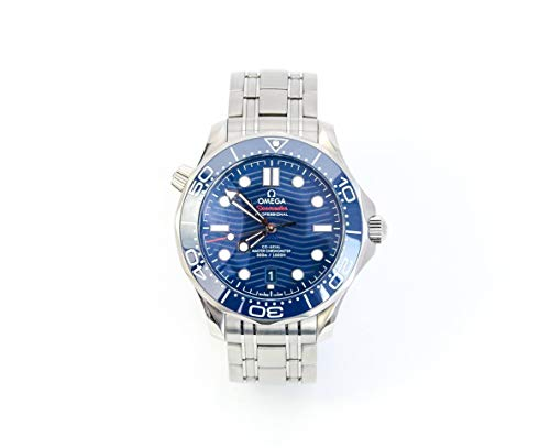 Omega Seamaster Diver 300m Co-Axial 42mm Mens Watch