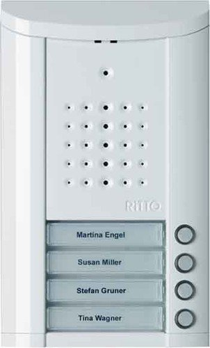 Ritto 1840470 Entravox Türstation 4WE weiss