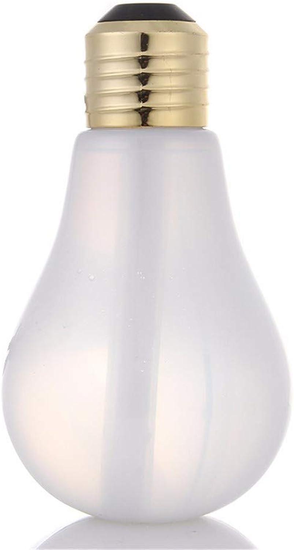 diseño simple y generoso JSQAAA JSQAAA JSQAAA Creative USB Home Office Mute Led Humidificador de luz Colorida Humidificador de luz Nocturna 15.8 × 8.8 × 8.88cm, E  Centro comercial profesional integrado en línea.