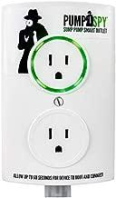 PumpSpy PSO1000 Wi-Fi Sump Pump Smart Outlet