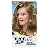 Clairol Nice'n Easy Permanent Hair Dye, 7C Dark Cool Blonde Hair Color, 1 Count