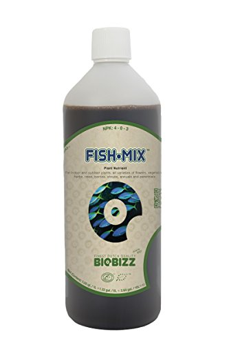 Biobizz Fish Mix - 1 Litre