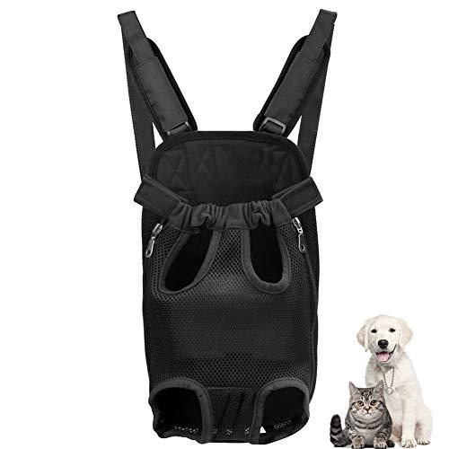 WAFOR Portabicicletas para Perros, Bolsa De Viaje Ajustable para Mascotas Bolsa De...