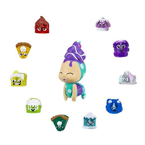 Hanazuki - Lunalux Pack 10 Tesoros Dulces  (Hasbro B8454ES0)