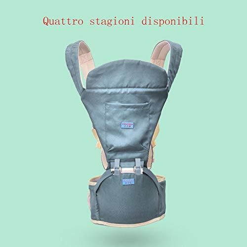 Baby Carrier Ergonomics 4 In 1 Atmungsaktive Babytragegurte Baby Four Seasons Universalgurte Für Neugeborene Kleinkinder,H