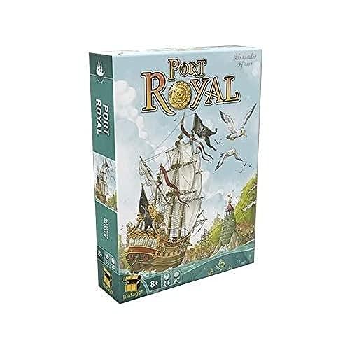 conseguir juego de mesa Port Royal on line