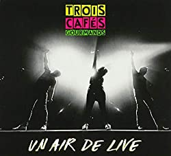 Un Air De Live -CD+DVD-