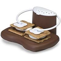 Progressive Prep Solutions Microwave S'mores Maker (Brown/White)