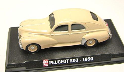 Générique Peugeot 203 1/43 IXO AP3