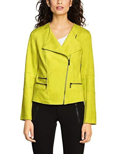 Street One Damen 211106 Jacke, Lime, (Herstellergröße: 44)
