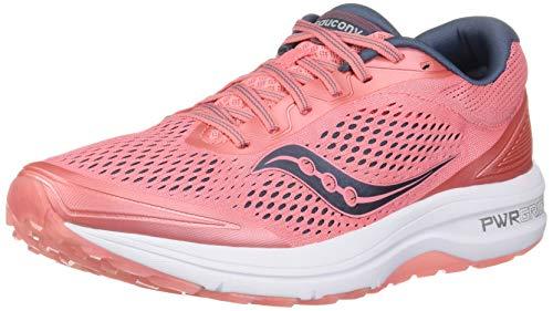 Saucony Clarion, Zapatillas de Running Mujer, Rosa (Rose 2), 40.5 EU