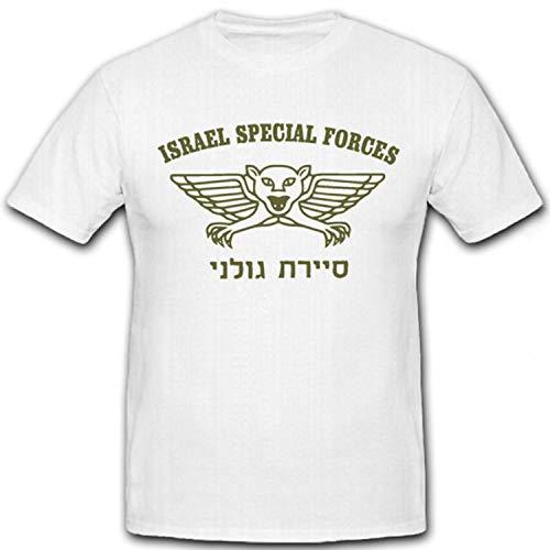 Camiseta Golani Warrior Brigade 1st Israeli 36 Division #7194