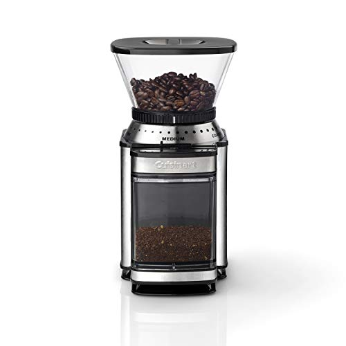 Cuisinart Burr Mill | Coffee Grinder | Stainless Steel | DBM8U