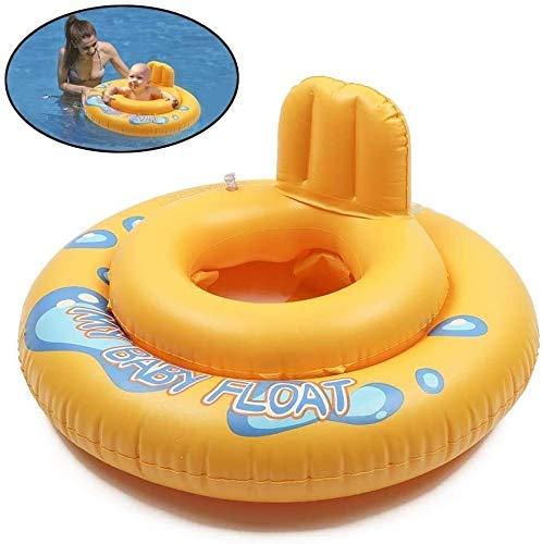 Baibao Aufblasbare Schwimmbecken Schwimmen Poo leeren 1 Stück Runde Sommer-Kind-Baby-Float-Schwimmen-Pool-Kreise Hohle Swim