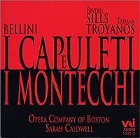I Capuleti E I Montecchi by V. Bellini (2004-07-13)