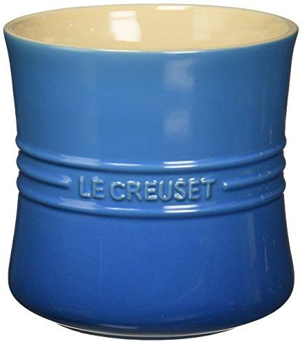 Le Creuset Stoneware Utensil Crock, 2.75 qt., Marseille