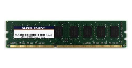 Super Talent Chrome Series Arbeitsspeicher 4GB (1600 MHz, 2X 2GB) DDR3-RAM Kit2