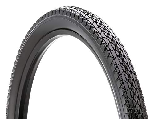 Schwinn Replacement Bike Tire, Cruiser Bike, 26 x 2.12-Inch , Black with Kevlar Bead