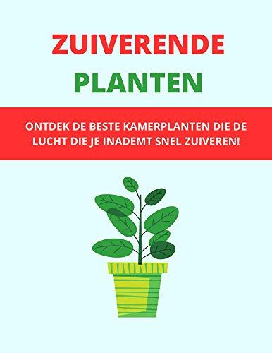 ZUIVERENDE PLANTEN: ONTDEK DE BESTE KAMERPLANTEN DIE DE LUCHT DIE JE INADEMT SNEL ZUIVEREN! (Dutch Edition)