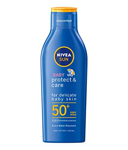 NIVEA Sun Baby 50+ Very High Moisturing Sun Lotion 200ml