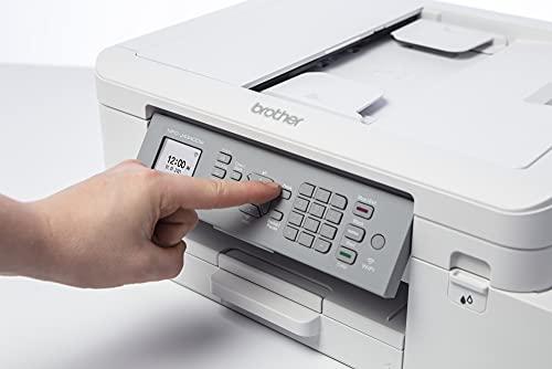 Brother MFC J4340DW - Equipo multifunción de tinta A4 WiFi con fax e impresión dúplex