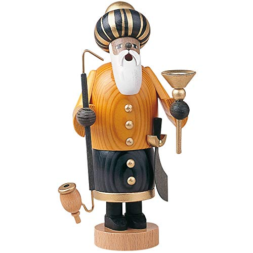 German Incense Smoker The 3 Wise Men - Melchior - 22 cm / 8 inch - KWO