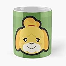 Shizue Isabelle Dog Animal Crossing - Best Gift Coffee Mugs 11 Oz Father Day