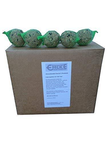 Emcke graines 1A qualité 100 pièce XXL carton