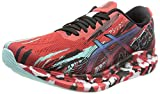 ASICS Noosa Tri 13, Zapatillas de Running Hombre, Electric Red Black, 43.5 EU