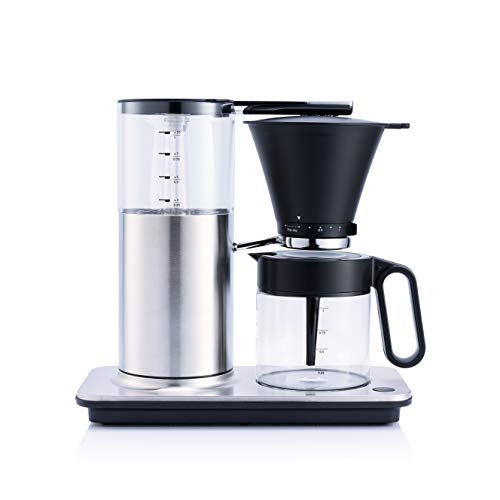 Wilfa 602179, CMC-100S, Filterkaffeemaschine, 1 Liter, 1550 Watt, silber