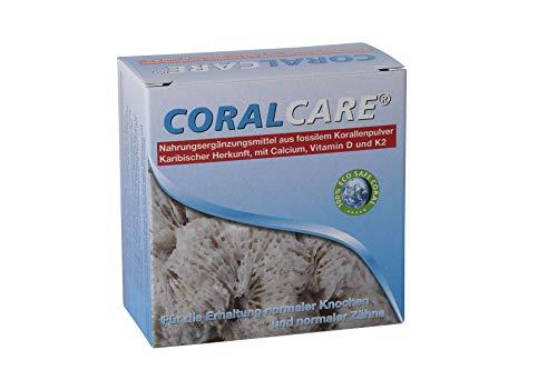 Coralcare Coral Calcium mit Vitamin D3 und K2, 1er Pack (1 x 30 Stück)