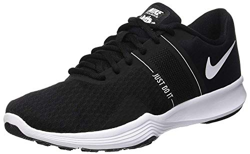 Nike City Trainer 2 Women\'s Training, Zapatillas de Cross para Mujer, Multicolor (Black/White 001), 39 EU