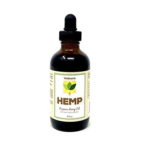 HEMP OIL Organic with Dropper