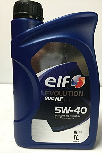 Elf motoröl Evolution 900 NF 5W40 1 Liter