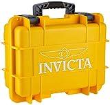 INVICTA Watch Box (Model: DC8YEL)