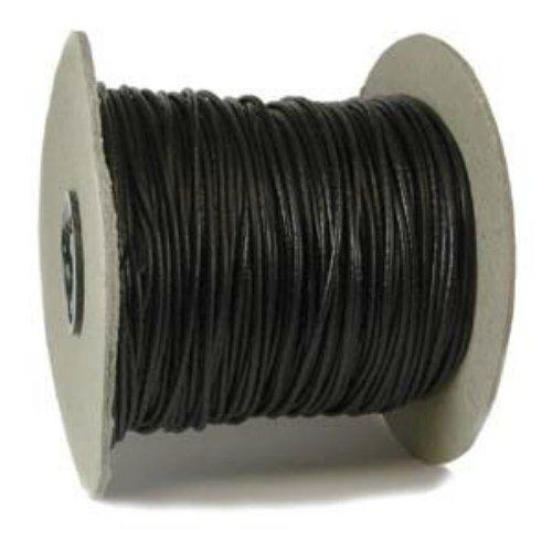 2mm Genya Cord - Spool of 100 Yards (Earth Brown)