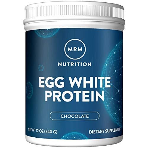 MRM Natural Egg White Protein Powder - Chocolate - 12oz