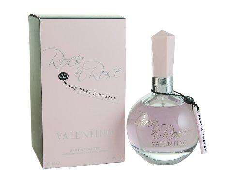 Valentino Rock N Rose Pret A Porter Eau De Toilette Spray para mujer 90 ml