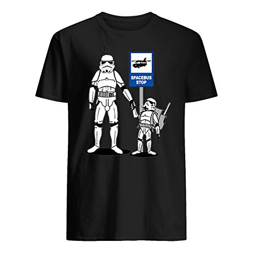 Cognifield Starwars Spacebus Stop Camiseta