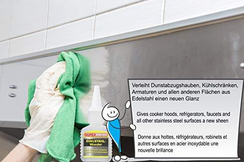 SuperClean Briefkasten Edelstahlreiniger - 4