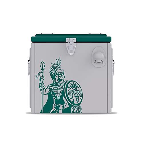 Heineken Hielera Metálica Indio 15Lts Blanco Emperador