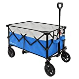 Moon Lence Collapsible Outdoor Utility Wagon...