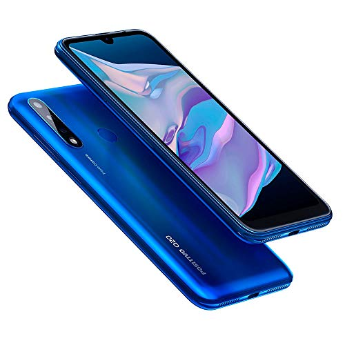 Smartphone Positivo Q20, 4Gb Ram, 128Gb, Tela 6.1', Camêra 13Mp Wide, 5Mp Ultrawide e 2Mp Profundidade, Câmera Frontal de 8Mp , Midnight Blue