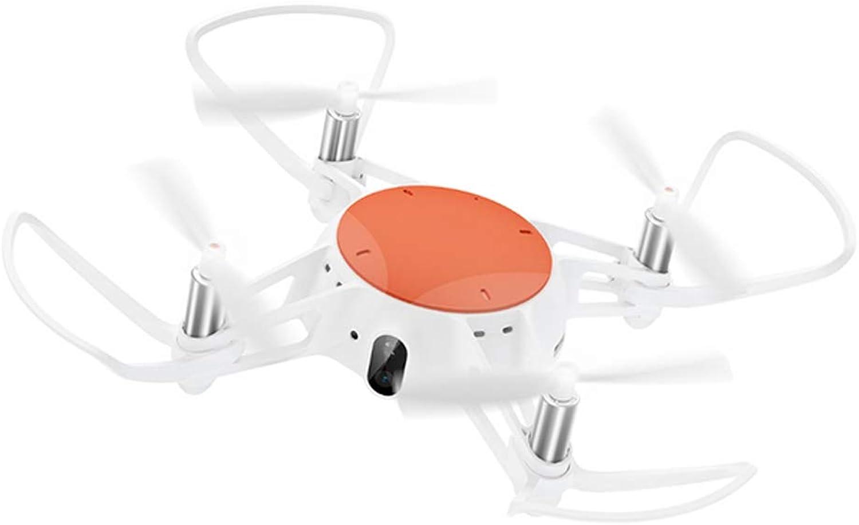 LJWRJ Drone remote control small aircraft four-axis aircraft remote control aircraft resistance drone HD aerial photography
