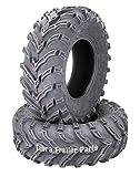 2 New ATV/UTV Tires 25x8-12 25X8X12 6PR 10272